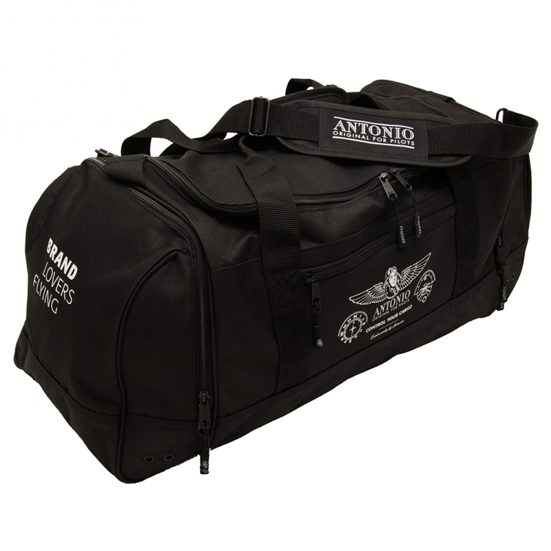 taška TRAINING BAG BUSINESS CLASS 40L černá