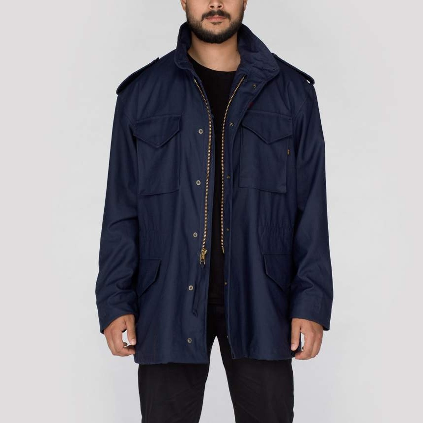 bunda Alpha Industries M65 navy