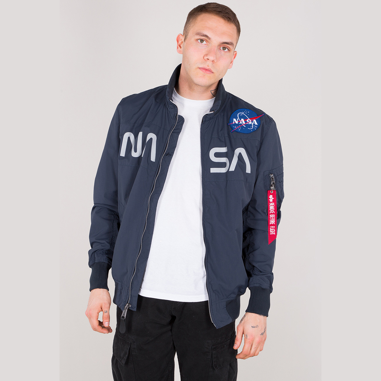 bunda NASA JACKET rep.blue