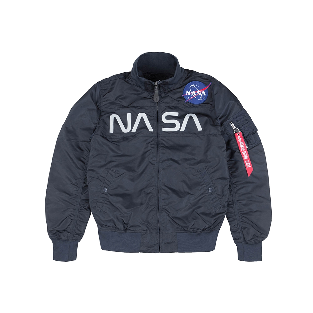 doprodej bunda NASA Jacket Flight Nylon rep.blue