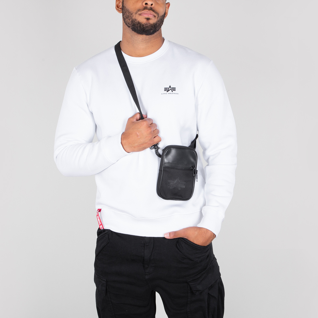 taška UTILITY BAG black