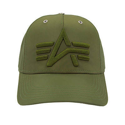 čepice FLIGHT CAP dark green