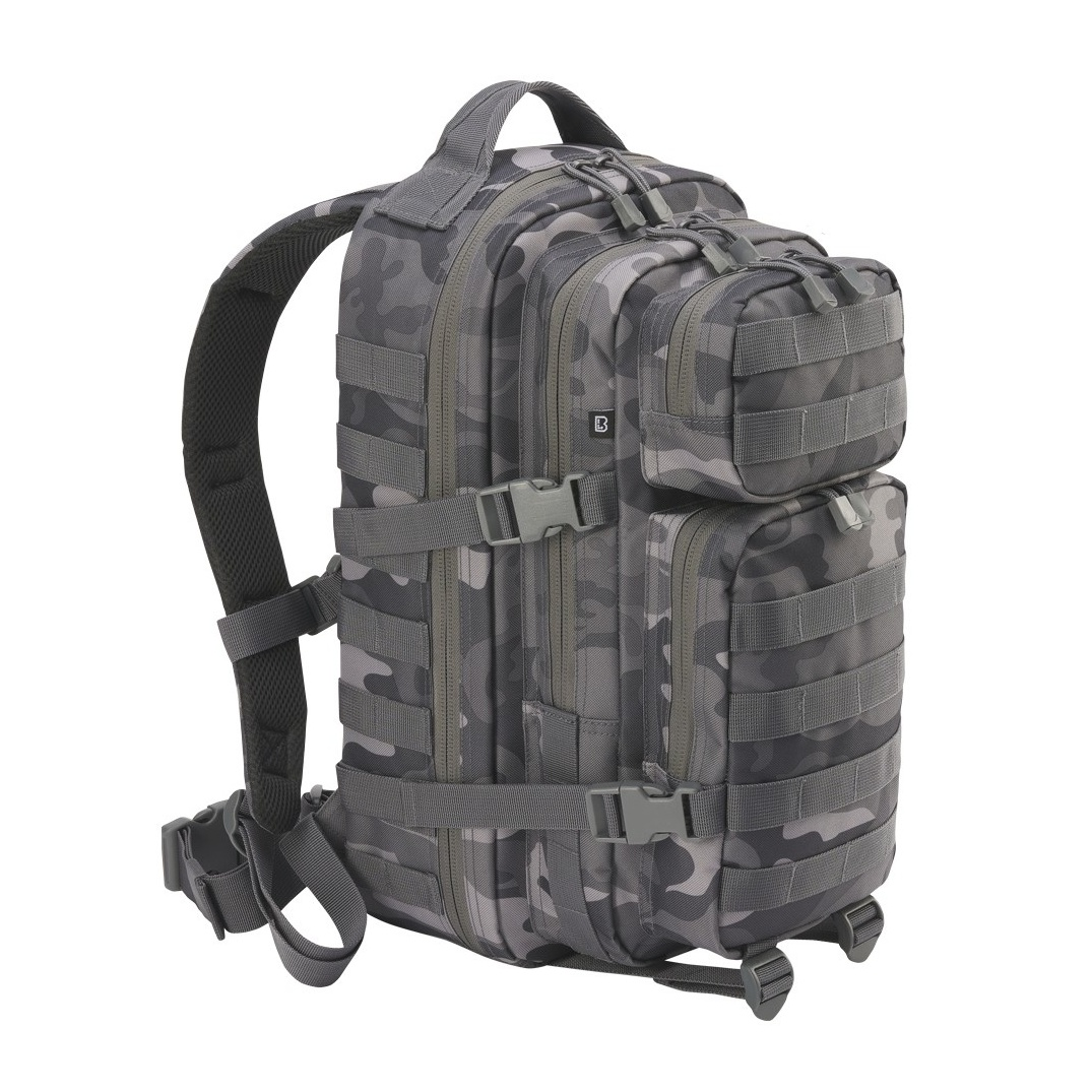 batoh COOPER medium grey camo 25L